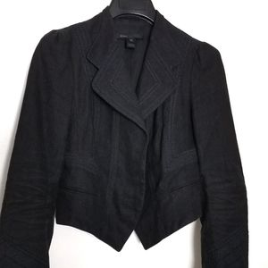 MARC JACOBS Cropped Embroidered Blazer